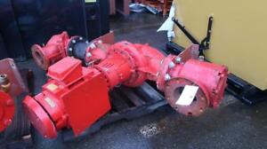 ARMSTRONG 600 Gpm/175 Psi Centrifugal Pump/Motor