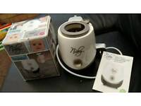 NUBY Natural Touch Baby Electric Bottle & Food Warmer