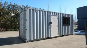 ROUGH & TOUGH 20 Ft Site Office Container