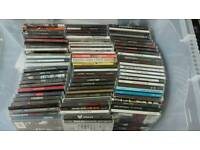 79 Rock/Alternative/Metal cd's