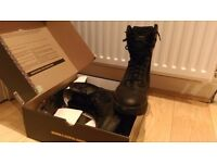 Magnum Stealth Force 8.0 Boots, UK size 12, Hardly Worn