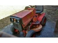 Westwood ride on mower
