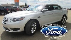 2016 Ford Taurus Limited AWD, 301A Package