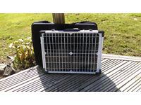 Titan-Energy UK Folding Solar Panel Kit 40W with USB for Caravans, boats,motorhomes...