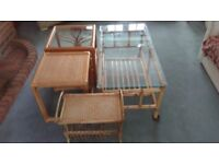 Various living room coffee tables, great condition