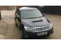2011 Subaru Forester DX, full service history and long MOT
