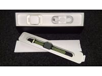 SERIES 2 Apple Watch Nike+ 38mm Space Grey Aluminium Case with Nike Sport Band