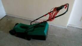 Bosch rotak 32 r electric lawnmower
