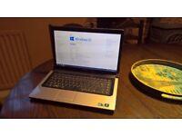 DELL STUDIO 1558 LAPTOP NOTEBOOK PC COMPUTER - WINDOWS 10 & OFFICE 2016 - INTEL CORE I3 4GB RAM
