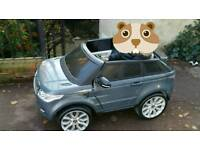 Feber Luxury Range Rover Sport 12v Kids Electric Jeep