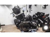 YAMAHA RAPTOR 700 ENGINE / STAGE 2 CAMS, HIGH COMPRESSION PISTON, CARBON CASES