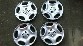 Peugeot 306 wheel trims
