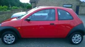 ford ka ideal first car 2 lady owners