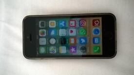 Immaculate Unlocked iPhone 5s 16GB