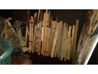 Planks of wood - Free