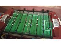 TABLE TOP MINI FOOTBALL TABLE/FOOSBALL TABLE