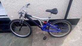 Men's moutain bike