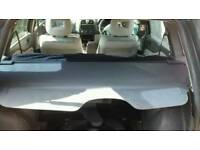 MITSUBISHI SPACE STAR 2003 RETRACTABLE LOAD COVER