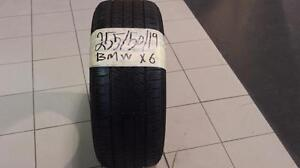255-50-R19  ,  2 CONTINENTAL ALL SEASONS TIRES