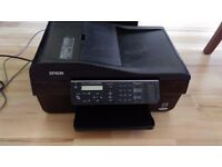 Printer with Fax & Copier + new ink worth £13
