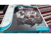 Walls and warriors board game