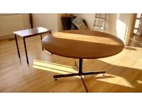2 tables (free)