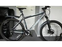 Carrera vengance (26 inch)mountain bike