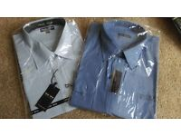 ABSOLUTE BARGAIN!!! 2 shirts, size 18, only £4!!!