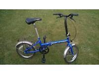 Folding Bicycle, Easy Street
