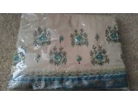 ABSOLUTE BARGAIN!!! 2 Indian Suit loose material with chunni/scarf, only £10 or £6 each!!!