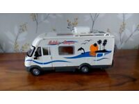 Toy Campervan with added accessories in Excellent condition