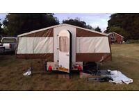 Dandy trailer tent 4+1 berth