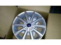Ford c max alloy wheel