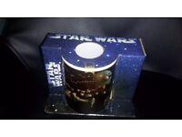 Star wars trilogy mug