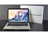 "Macbook Pro Retina 13"" 2015 (i7 3.1GHz, 16gb RAM, 512mb SSD) with Tech21 Impact Snap Case"