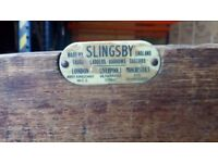 Classic mill trolley by Slingsby
