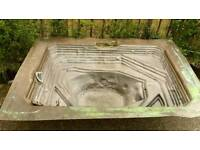 Pond plastic moulded - delivery available.