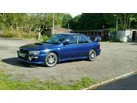 Subaru impreza UK 2000