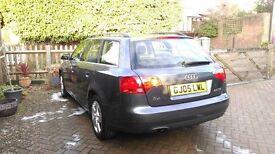 Audi A4 Avant 05