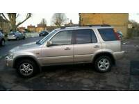 Cheap Honda CRV Petrol AUTOMATIC £395