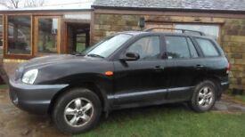 Hyundai Santa Fe estate 2005- Reduced