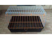 Ferplast dog crate