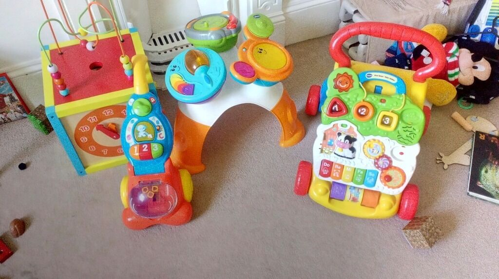 Great condition baby/toddler toys