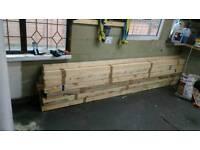 Wood joists