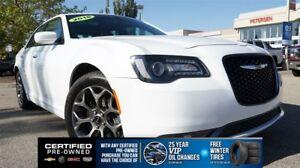 2016 Chrysler 300 S AWD| Dual Sun| Nav| Pwr Heat Leath Sport Sea