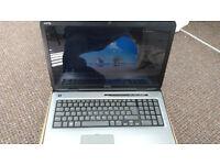 Dell XPS 17 Laptop Intel i7, 8GB Ram, 3GB Nvidia Graphics , 1TB Hard Drive, Windows 10 Pro