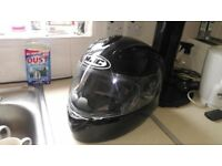 HJC HELMET SIZE X SMALL MINT CONDITION