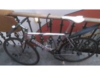 "Dawes single speed road bike (28""). Very light, comes with tools and maintenance"