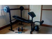 mens health fold away weight bench