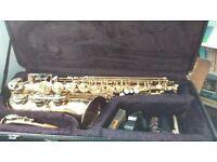 Arbiter Pro Sound Alto Saxophone